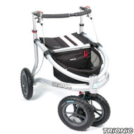 "Trionic Veloped Tour 12"" tires - Walker Rollator - Medium 12"" tires- Black # 11-00-107"