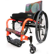 Colours SABER without Air Ride Everyday Wheelchair Rigid