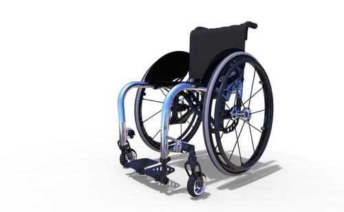 Colours GENESIS Folding Wheelchair
