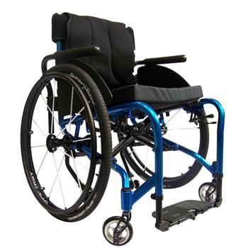 Colours VERVE Folding Wheelchair