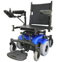 Shoprider, 6Runner 10 Rehab (Mid Wheel Drive) 888WNLM-R, Power Chair