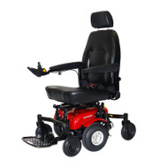 Shoprider, 6Runner 10 (Mid Wheel Drive), Power Chair, Red, 888WNLM