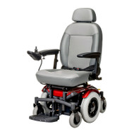 Shoprider, 6Runner 14 (Mid-Wheel Drive), Power Chair, Red, 888WNLLHD
