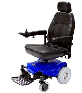 Shoprider, Streamer Sport (Rear Wheel) Power Chair, RED, 888WA