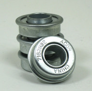 "7/16 x 29/32"" Flanged 4 Pack Wheelchair Bearings"
