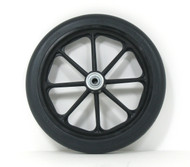 Pair,  8x1 Caster Wheel With 5/16 Bearings