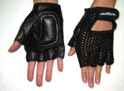 Hatch Gloves LG 1/2 Finger 1/2 Thumb