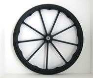 Pair, 24x1 Invacare/Drive 9 Spoke Mag Wheels