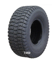 "Pair, 9 x 3.50-4"", Knobby (Grande) Tread"