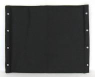 "Nylon 18"" Black Seat"