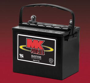 MU-1 SLD A (USA) ,  MK Sealed Light Duty AGM Battery (MK Original)