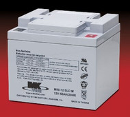 M50-12 SLD M ,  MK Sealed Light Duty AGM Battery (MK Original)
