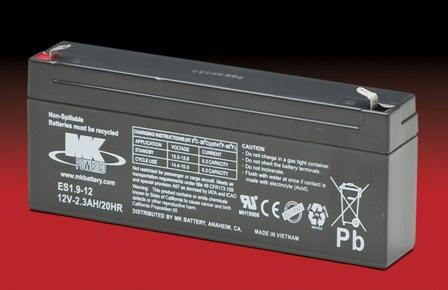 ES1.9-12 ,  MK Small Sealed Battery (MK Original)