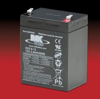ES2.9-12 ,  MK Small Sealed Battery (MK Original)