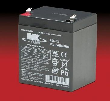 ES5-12 ,  MK Small Sealed Battery (MK Original)
