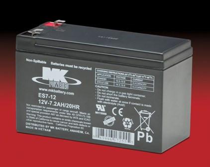 ES7-12 ,  MK Small Sealed Battery (MK Original)