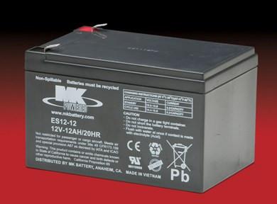 ES12-12 ,  MK Small Sealed Battery (MK Original)