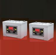 M34 SLD G - Pair,  MK Sealed Heavy Duty Gel Battery (MK Original)