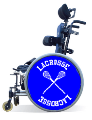 Wheelchair Spoke Guard Covers - LaCrosse
