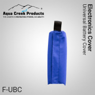 Aqua Creek - Cover for Battery/Control Box (Blue) - F-UBC