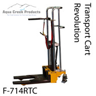 Aqua Creek -  Pool Lift Transport Cart, Revolution - F-714RTC
