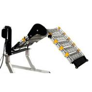 """Roll-A-Ramp - Van Ramp, Powered/Mini-Fold, w/Wireless Remote, 26"""" x 6' - MF1-R"""