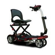 EV Rider - TranSport Plus - Portable/Folding S19+ Red