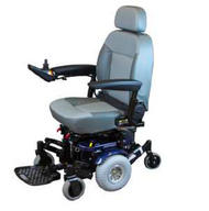 XLR PLUS Power Chair 858WM