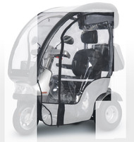 Afikim Mobility - Afiscooter S Rain Sides Double Seat ASS4054