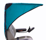 Diestco Scooter Cover - Weatherbreaker Canopy Adult - C1110 Teal