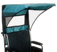 Diestco Scooter Cover - Vented Weatherbreaker Canopy Adult - C1120 Teal