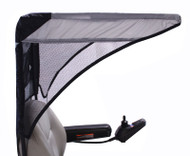 Diestco Scooter Cover - Vented Weatherbreaker Canopy Adult - C1420 Gray