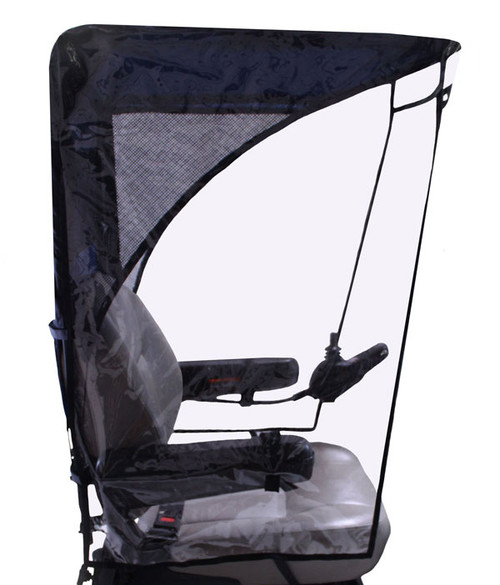 Diestco Scooter Cover - Max Protection Weather Breaker Adult - C1230 Blue