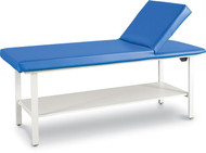 Winco - 8570SH, Adjustable Treatment Table with Shelf