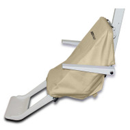 SR Smith - Seat Saver Cover - for models with new seat style TAN - Pool Lift Cover - # 970-5000T