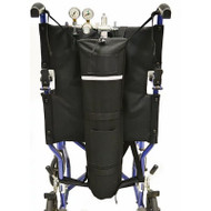 E-Wheels Oxygen Tank Holder