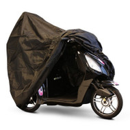 E-Wheels - Scooter Cover - Shown Here On Scooter
