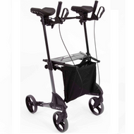 TOPRO - TROJA Classic- Small - Rollator Walker - WITH FOREARM SUPPORTS # 814742/200 - SILVER