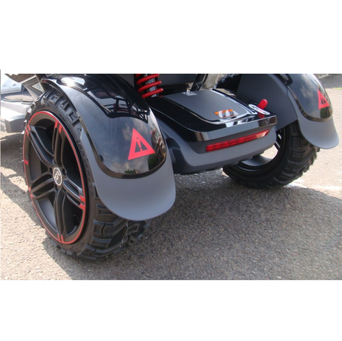 EV Rider - Heartway S12X Monster Rear Turf Tires - Pair