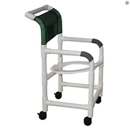 MJM International - 118-3TW-TS-DDA - Chair Comes With Open Tilted Front Seat Shown Here On A Different Chair