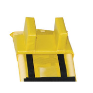 Head bolster for 100 series shower chair - # HB-18