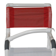 "MJM International - Lap security bar for 15"" internal width shower chair - # LSB-15"