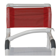 "Lap security bar for 18"" internal width shower chair - # LSB-18"