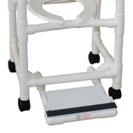 "Optional Sliding footrest for 18"" internal width chair - # SF-18"