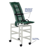 MJM International - 191-MC-A-B - Chair Comes With Dual Base And Casters Shown Here On A Similar Chair