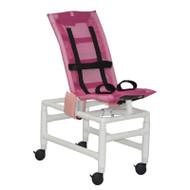MJM International - B191-MC-A - Chair Shown Here With White PVC