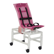 MJM International - Y191-MC-A - Chair Comes With Yellow PVC Instead Of White