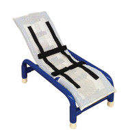 MJM International - B191-SC - Chair Comes With Base And Casters (Rubber Tips Not Included)