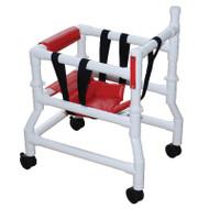 MJM International - Yellow adapt-a-walker small--three legged - # YAW-SMS