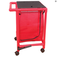 MJM International - R214-S - Hamper Comes With Red PVC Shown Here On A Similar Hamper